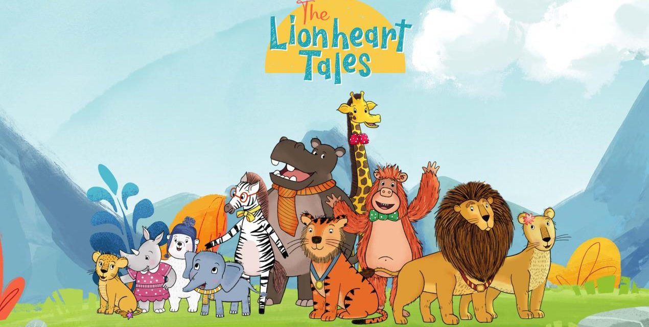 New Preschool Animation Set to Launch