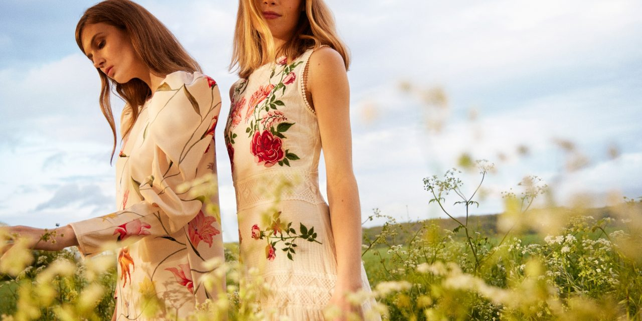 RHS and Oasis announce limited-edition nature-inspired fashion range