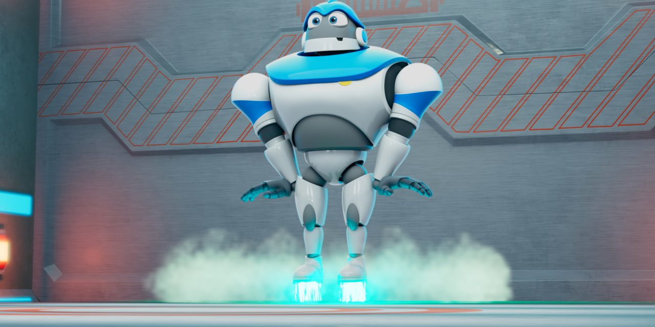 WowWee Named Master Toy Partner For Moonbug's ARPO Robot Babysitter