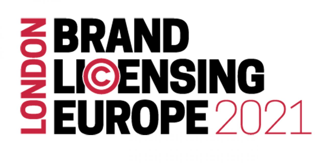 Brand Licensing Europe initial 2021 exhibitor list