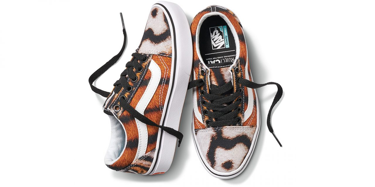 Vans Team Up with Discovery to benefit Project Cat