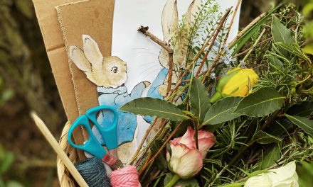 Peter Rabbit at Home in Nature with Laura Brand