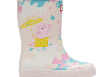Hunter and Peppa Pig collaborate on Second Limited-edition Collection