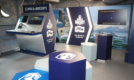 World of Warships Command Centre Exhibit to open Aboard historic HMS Belfast this Summer