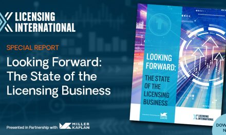State of the Industry Report Published by Licensing International
