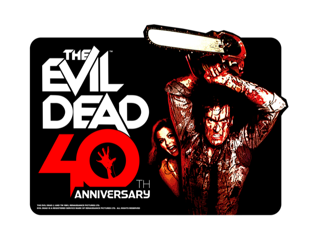 Evil Dead Celebrates 40th Anniversary with Raft of new Lines