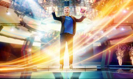Nick Star Casey Simpson Hosts Genius Brands' New KC! Pop Quiz