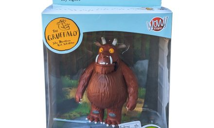 MERCHANTWISE LICENSING AND MAGIC LIGHT CONTINUES JASNOR (AUSTRALIA) DISTRIBUTION PARTNERSHIP FOR THE GRUFFALO