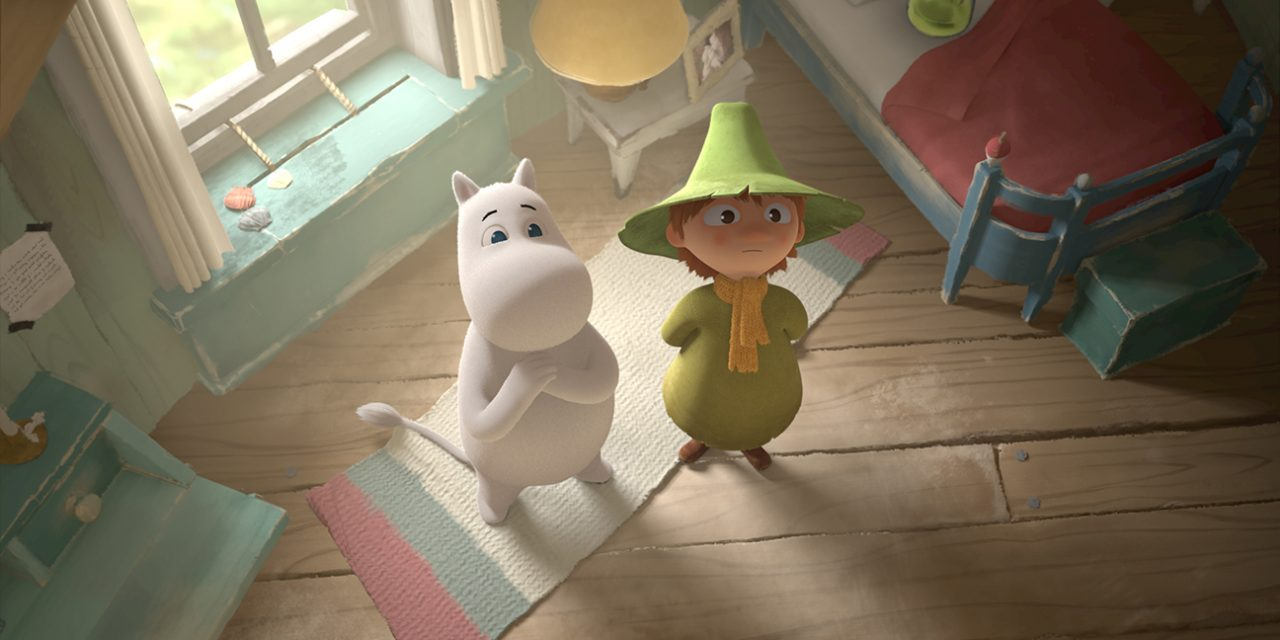 """Exhibition """"Moomin Animations – Thrills and Cuddles"""" coming to National Children's Museum in D.C."""