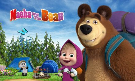 Masha and the Bear in demand