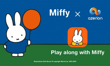 New Miffy app available worldwide