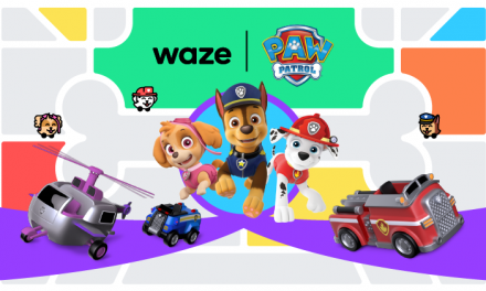 PAW Patrol and Waze Save the Day