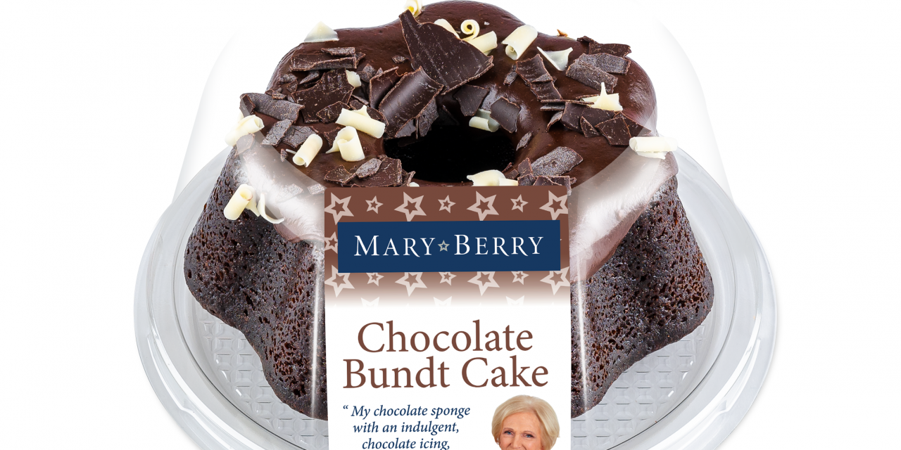 Finsbury Food Group EXPANDS MARY BERRY RANGE