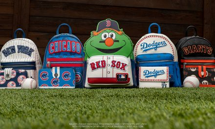 Loungefly in Partnership with Major League Baseball