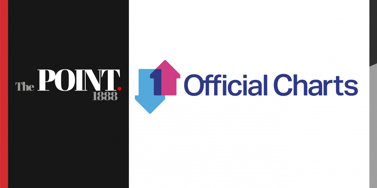 The Official Charts Company has selected The Point.1888 as its new brand licensing agent