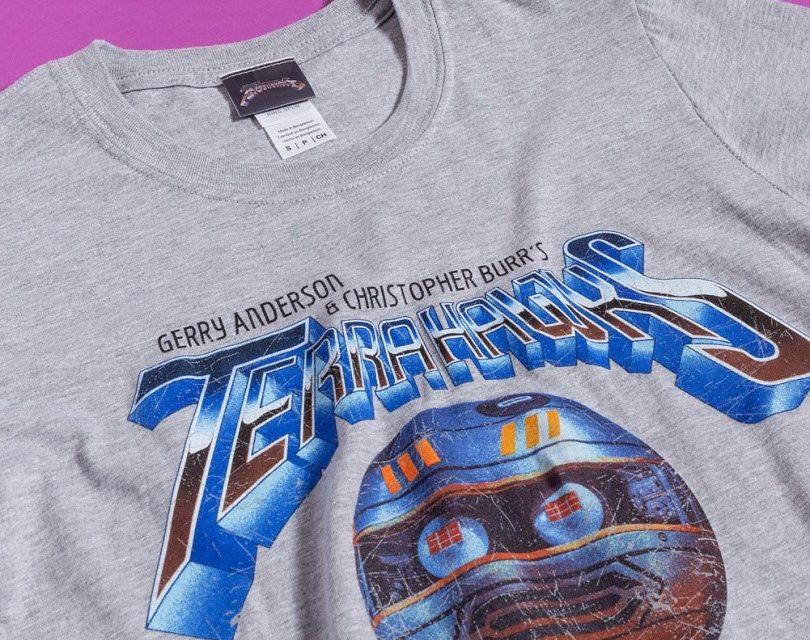 Terrahawks is back – on TV, audio, t-shirts, and Halloween masks