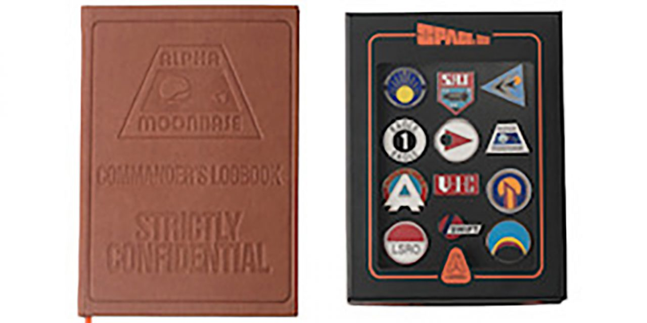 Anderson Entertainment shows inspire new collector pin badge sets