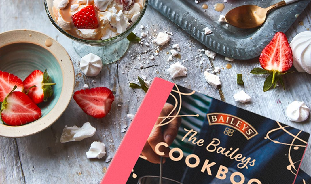 Baileys Partners with HarperCollins Publishing to Launch The Baileys Cookbook
