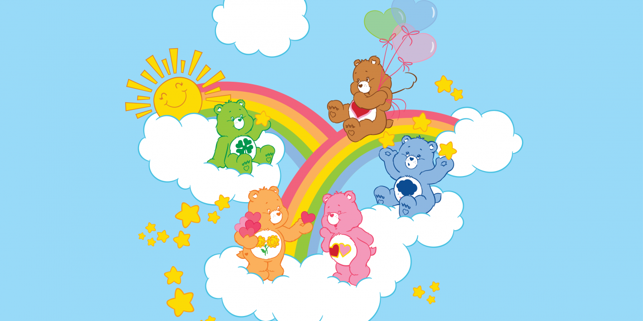 Apparell and Footwear Licensees on Board for Care Bears Collaborations