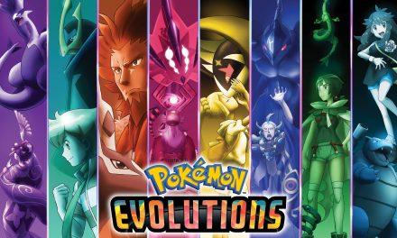 "Pokémon Company International announces ""Pokémon Evolutions"""