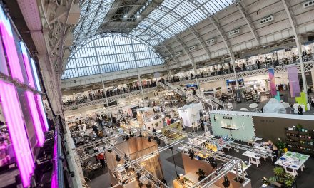 Top Drawer Reveals Brand and Design Trends