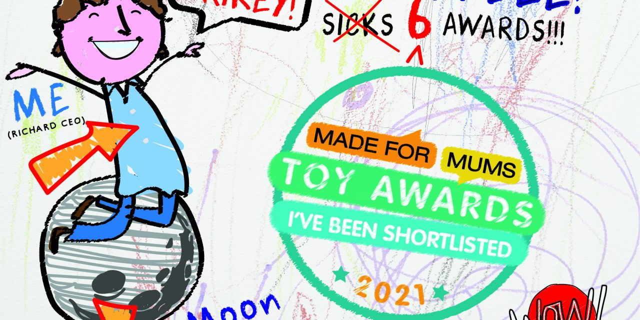 Wow! Stuff in Finals for 6 Made for Mum Awards