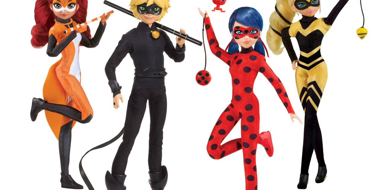 ZAG Appoints Mon Entertainment as Exclusive Licensing Agent for Miraculous