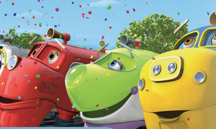 """""""Chuggington: Tales From The Rails"""" Showcases Halloween-Themed Episode On Disney Junior"""