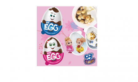 AG's Candy signs multiple licensing deals for surprise chocolate egg