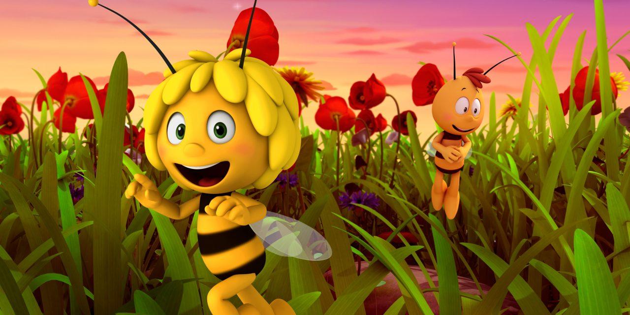 Studio 100's maya the Bee Scores Collab with Hummel