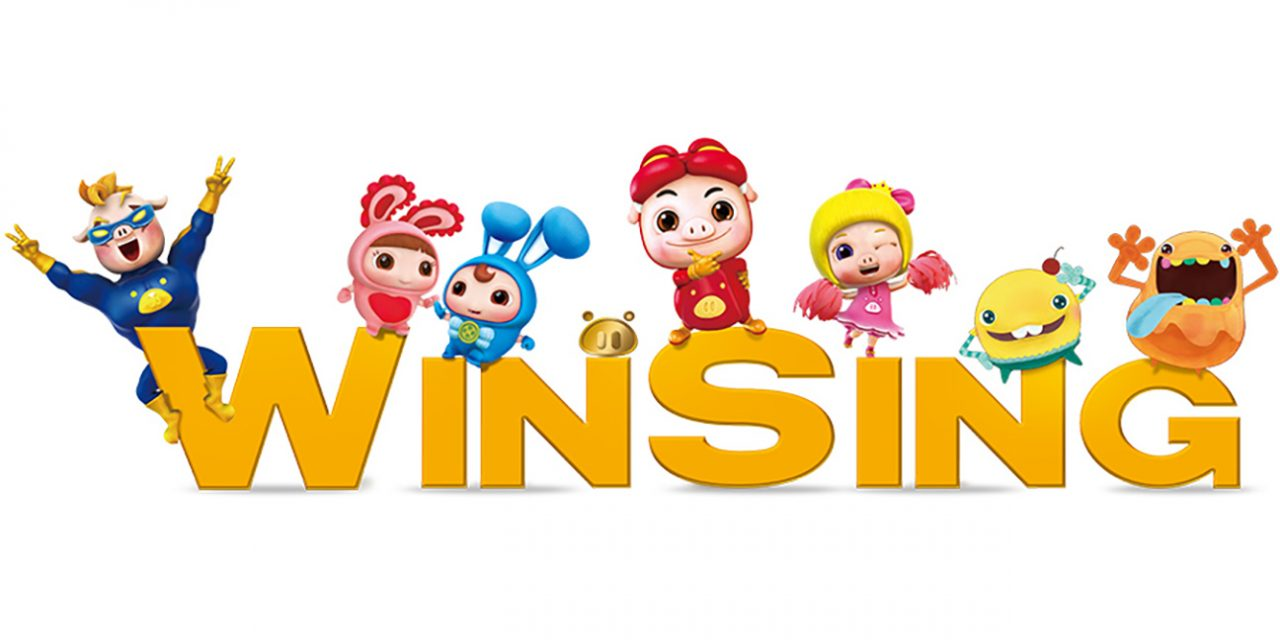 Winsing unveil new IP and rollout new toy line