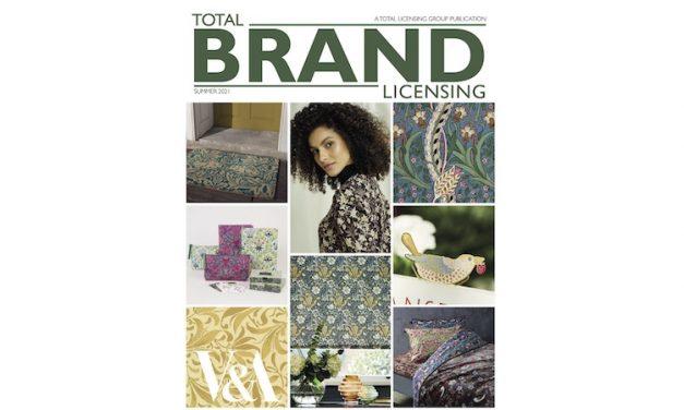 Total Brand Licensing Summer 2021
