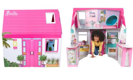 WowWee adds Barbie Dream Playhouse to its Pop2Play sets