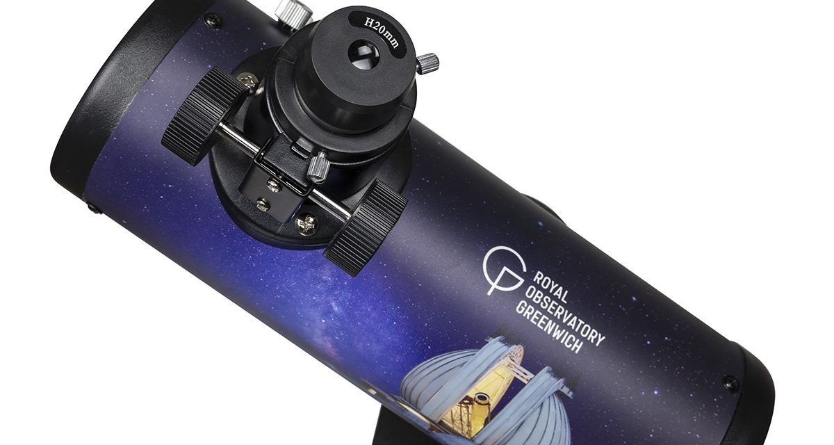 Royal Observatory Greenwich and Celestron Hail the Stargazing Trend with new Telescope