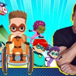 Superhero Kindergarten Heads to Season Finale with 75M + Introduces New Character