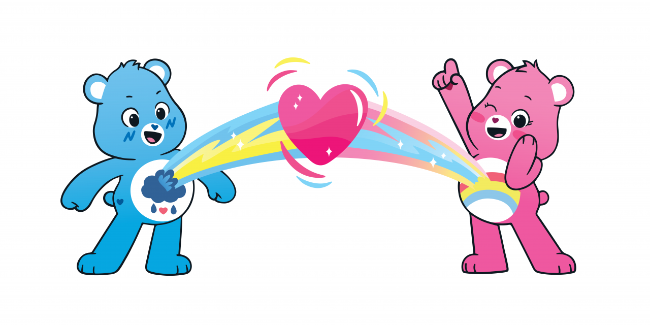 Bulldog Adds Raft of Licensees for Care Bears