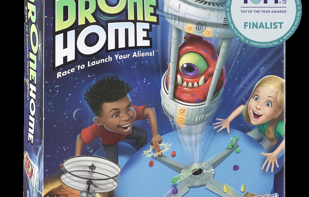 Playmonster's Award-Winning Innovative Drone Game Soars Around the Globe