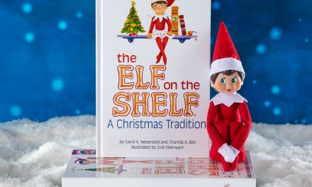 The Elf on The Shelf will arrive this Christmas
