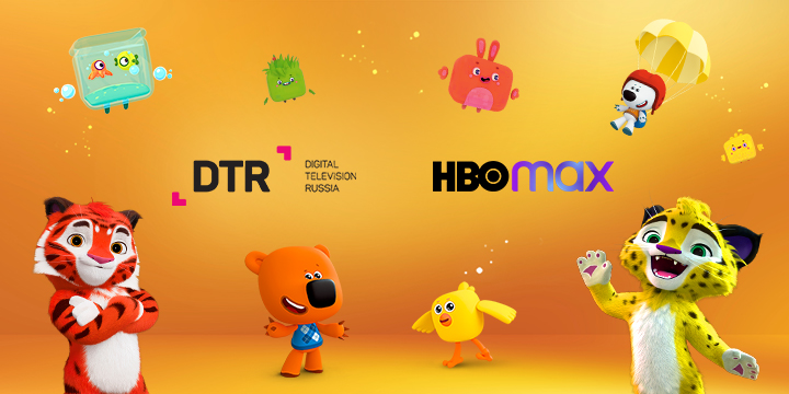 HBO Max will release Digital Television Russia animation shows