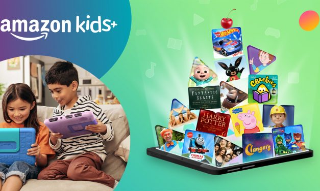 Kids Industries launches Amazon Kids+ multichannel national ad campaign