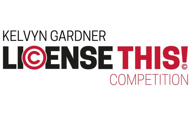 Four days left to enter the Kelvyn Gardner License This! competition at BLE
