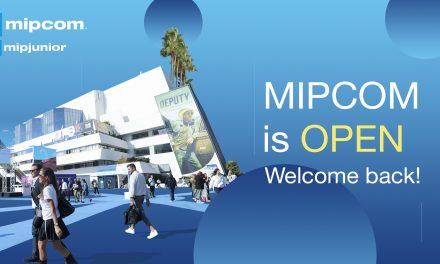 MIPCOM OPENS ITS DOORS
