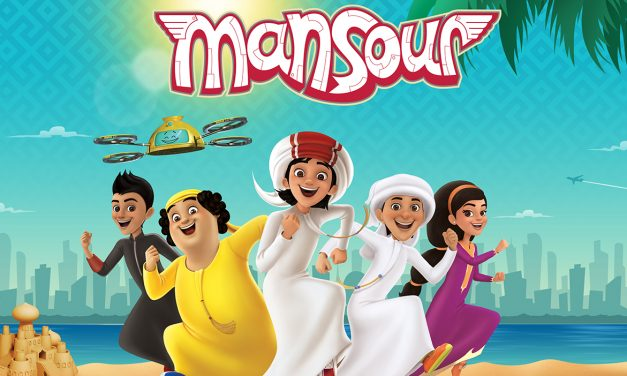 WildBrain CPLG to license animated series Mansour