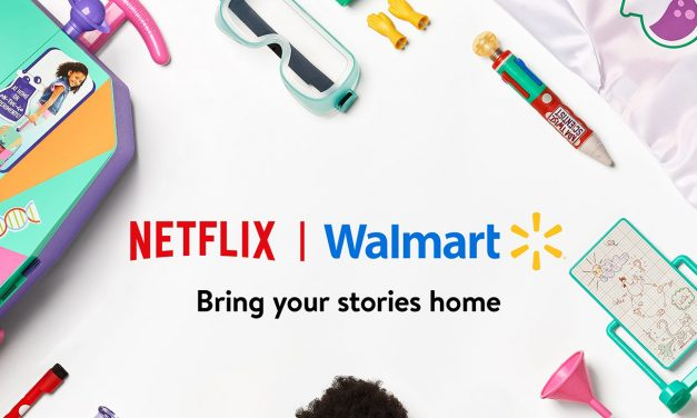 Netflix expands deal with Walmart
