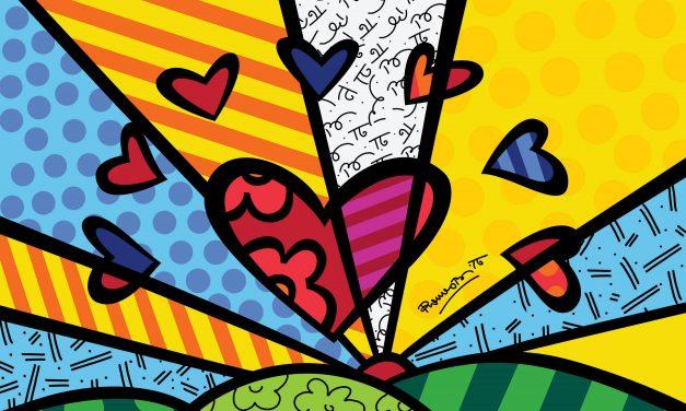 visionary international artist Romero Britto Appoints WildBrain CPLG