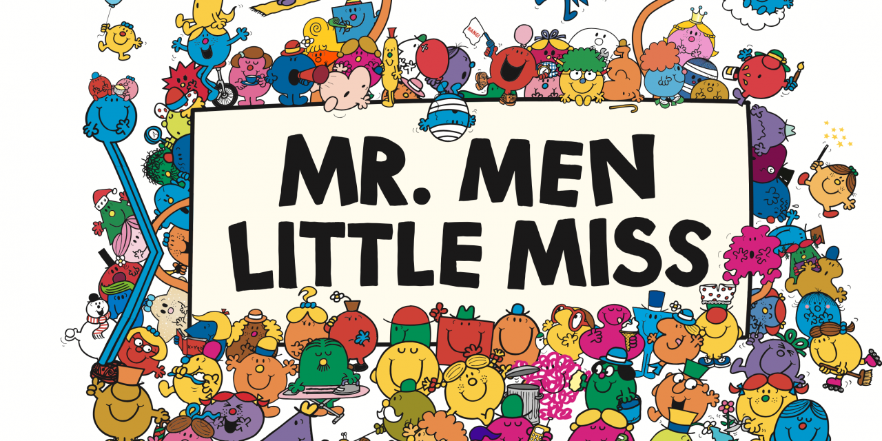Mr. Men Little Miss Heading to TV Properties