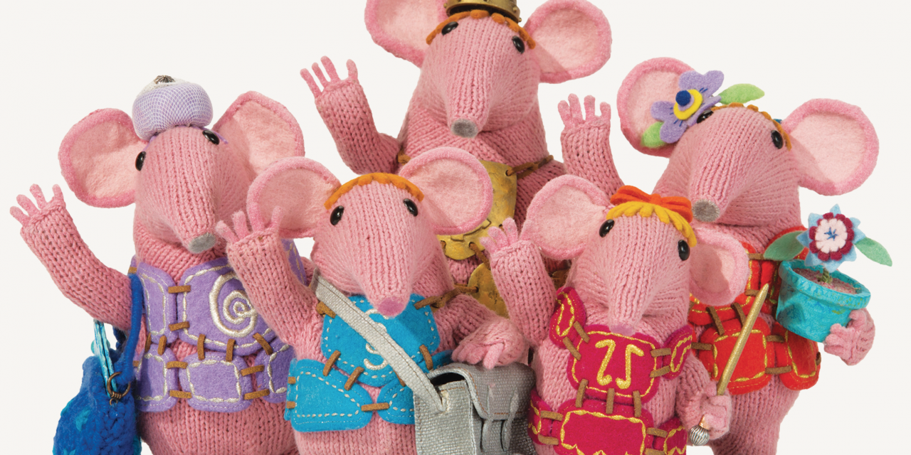 Clangers Announce Big Musical Plans