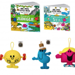 McDonald's Celebrates 50 Years of Mr Men and Little Miss in Latest Happy Meal Promo