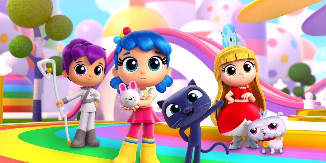 Multiple Broadcast Deals for Guru studio's True and the Rainbow Kingdom