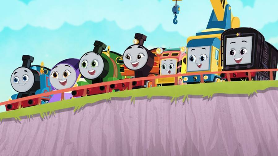 Mattel Announces Global Distribution Partnerships for Thomas & Friends: All Engines Go